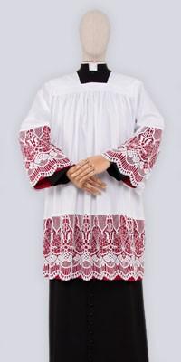 Ubiory dla księży prałatów